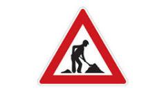 Oprava silnice II/611 Náchodská