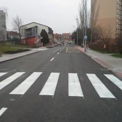 Otevření ulic Božanovská a Bártlova