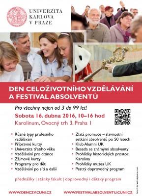 Den celoživotního vzdělání a Festival absolventů