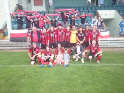 Mužský tým SC Xaverov postoupil z druhého místa do vyšší skupiny