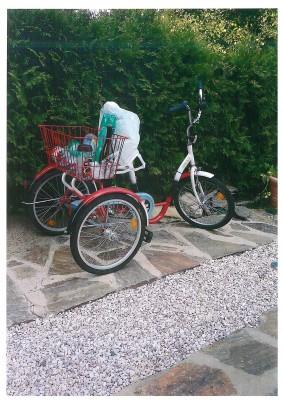 Ukradené kolo – poděkování občanům