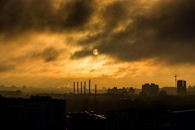Vyhlášení smogové situace v Praze