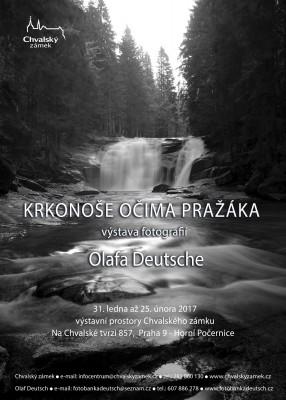 Výstava fotografií Olafa Deutsche: Krkonoše očima Pražáka