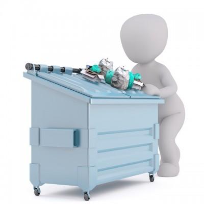 Mobilní sběr nebezpečného odpadu v dubnu