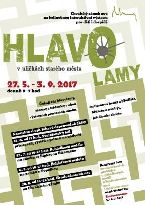 Interaktivní výstava Hlavolamy v uličkách starého města: do 3. 9.