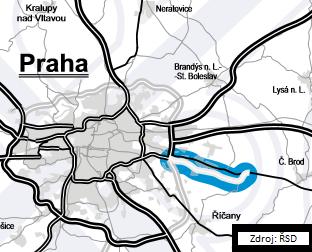 Obchvat Běchovice-Úvaly pokračuje v přípravách