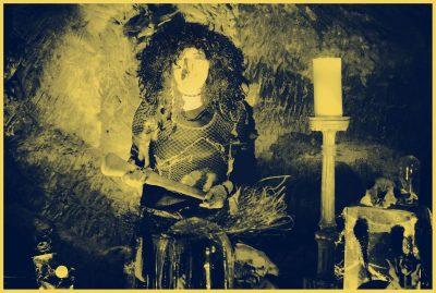 Pohádková neděle se zámeckou čarodějnicí – 29. dubna