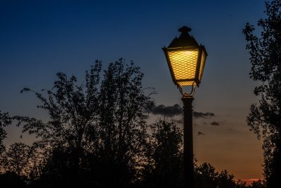 Kde Vám v Počernicích schází lampy?