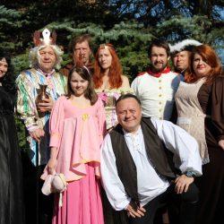 Pohádkový víkend v Přírodním divadle Dády Stoklasy