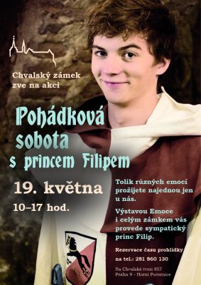 Plakat princ Filip