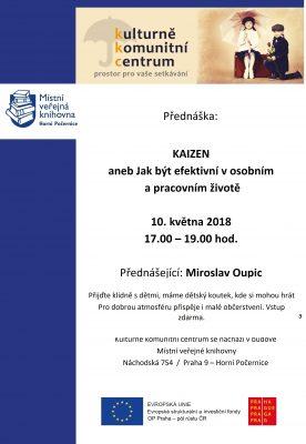 Pozvánka 10.května 2018