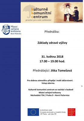 Pozvánka 31.května 2018