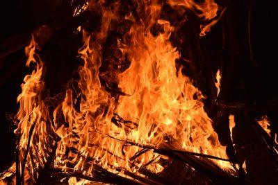 Konec doby zvýšeného nebezpečí požáru