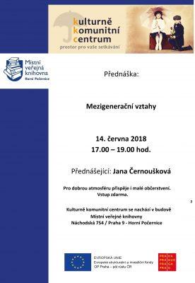 Pozvánka 14. června 2018