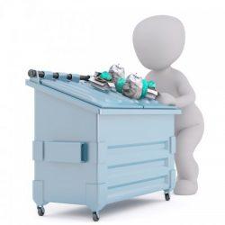 Mobilní sběr nebezpečného odpadu