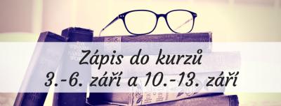 KS Domeček vypisuje na školní rok 2018/19 následující kurzy