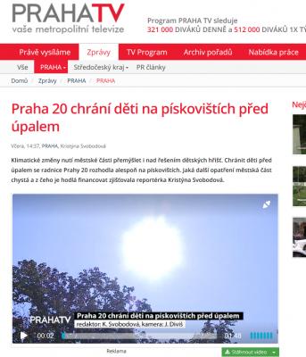 TV Praha