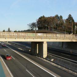 Špatný stav mostů v Horních Počernicích