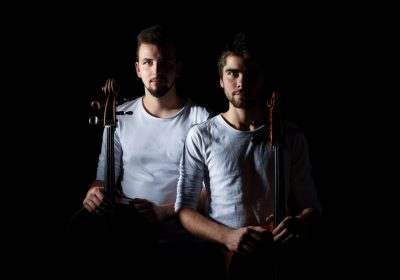 30. 1. The cello boys