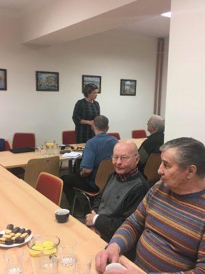Setkání počernických spolků