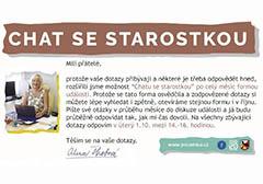 CHAT SE STAROSTKOU