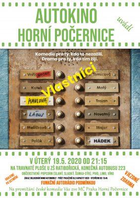 Horní Počernice 19.5. 2020 - Vlastníci
