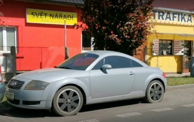 Audi TT - Nachodska 75