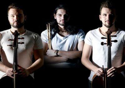 8.10. The Cello Boys