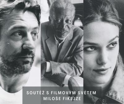 ONLINE soutěž s výstavou Filmový svět Miloše Fikejze