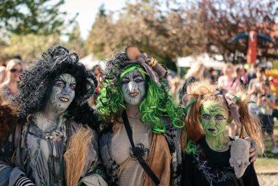 Facebooková soutěž o top čarodějnické foto